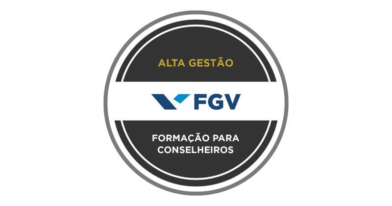 Capacitação no curso de Formação para Conselheiros FGV